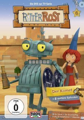 Ritter Rost - Der Komet, 1 DVD