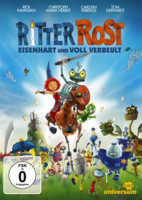 Ritter Rost - Eisenhart und voll verbeult, Jörg Hilbert, Felix Janosa