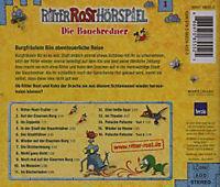 Ritter Rost Hörspiel Band 1: Die Bauchredner (1 Audio-CD) - Produktdetailbild 1