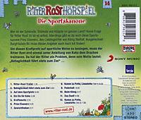 Ritter Rost Hörspiel Band 14: Die Sportskanone (1 Audio-CD) - Produktdetailbild 1