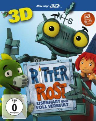 Ritter Rost - Kinofilm, 3D-Version, Diverse Interpreten