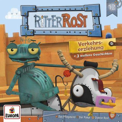 Ritter Rost - Verkehrserziehung (+3 weitere Geschichten) (Hörspiel zur TV-Serie), Jörg Hilbert, Felix Janosa