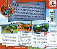 Ritter Rost - Verkehrserziehung (+3 weitere Geschichten) (Hörspiel zur TV-Serie) - Produktdetailbild 1