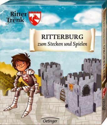 Ritter Trenk Ritterburg zum Stecken und Spielen, Kirsten Boie
