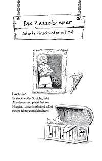 Ritter von Rasselstein Band 1: Drachenblut und Wildschweinmut - Produktdetailbild 1