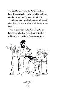 Ritter von Rasselstein Band 2: Zauberschwert und Sturmwindpferd - Produktdetailbild 4