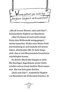 Ritter von Rasselstein Band 2: Zauberschwert und Sturmwindpferd - Produktdetailbild 3