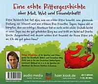 Ritter Wüterich und Drache Borste, 1 Audio-CD - Produktdetailbild 1