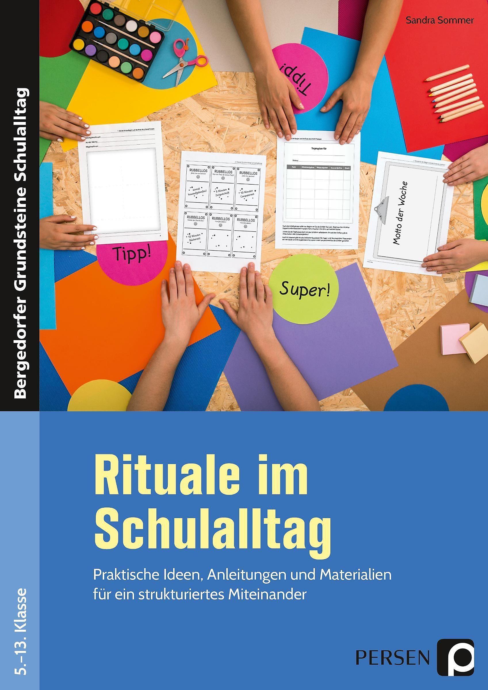 Rituale Im Schulalltag Sekundarstufe Buch