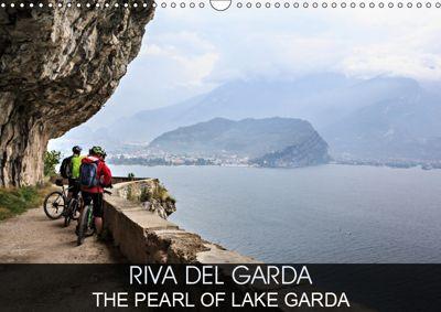 Riva del Garda - the pearl of Lake Garda (Wall Calendar 2019 DIN A3 Landscape), Val Thoermer
