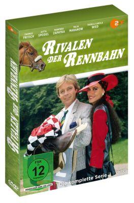 Rivalen der Rennbahn - Die komplette Serie, Thomas Fritsch