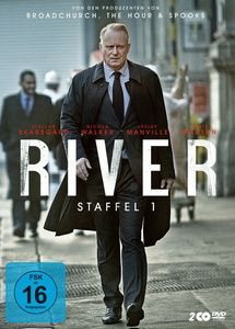 River - Staffel 1, Stellan Skarsgard, Nicola Walker, Eddie Marsan