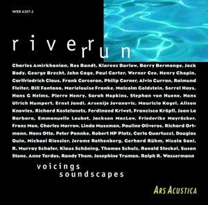 Riverrun-Voicings/Soundscapes, Diverse Interpreten