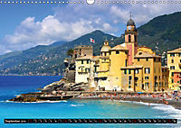 Riviera di Levante The Coast of Liguria (Wall Calendar 2019 DIN A3 Landscape) - Produktdetailbild 9