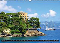 Riviera di Levante The Coast of Liguria (Wall Calendar 2019 DIN A3 Landscape) - Produktdetailbild 1