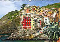 Riviera di Levante The Coast of Liguria (Wall Calendar 2019 DIN A3 Landscape) - Produktdetailbild 4