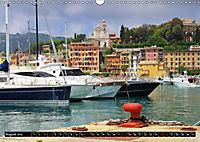 Riviera di Levante The Coast of Liguria (Wall Calendar 2019 DIN A3 Landscape) - Produktdetailbild 8