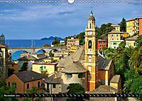 Riviera di Levante The Coast of Liguria (Wall Calendar 2019 DIN A3 Landscape) - Produktdetailbild 11