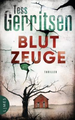 Rizzoli-&-Isles-Serie: Blutzeuge, Tess Gerritsen