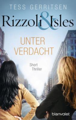 Rizzoli & Isles - Unter Verdacht, Tess Gerritsen