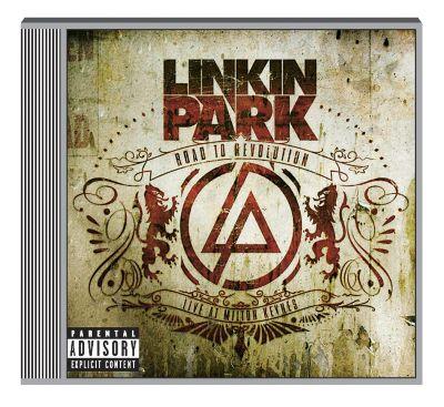 Road To Revolution - Live at Milton Keys - CD+DVD, Linkin Park