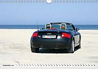 Roadster Sportwagen (Wandkalender 2019 DIN A4 quer) - Produktdetailbild 9
