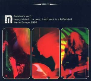 Roadwork Vol.1-Live In Europe 1998, Motorpsycho
