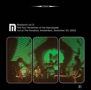 Roadwork Vol.3 (2lp/Gtf/Black/Mp3) (Vinyl), Motorpsycho