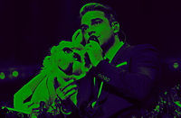 Robbie Williams - One Night at the Palladium - Produktdetailbild 7