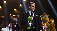 Robbie Williams - One Night at the Palladium - Produktdetailbild 3