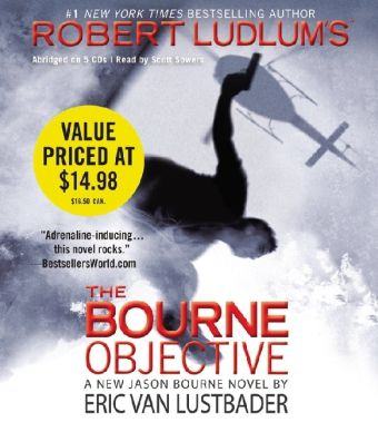 Robert Ludlum's (TM) The Bourne Objective, 5 Audio-CDs, Eric Van Lustbader