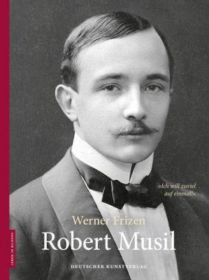Robert Musil, Werner Frizen