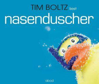 Robert Süßemilch Band 2: Nasenduscher (Audio-CD), Tim Boltz