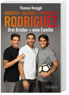 Roberto, Ricardo, Francisco Rodriguez, Thomas Renggli