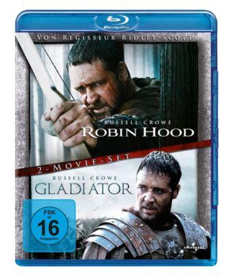 Robin Hood / Gladiator, Brian Helgeland, Ethan Reiff, Cyrus Voris