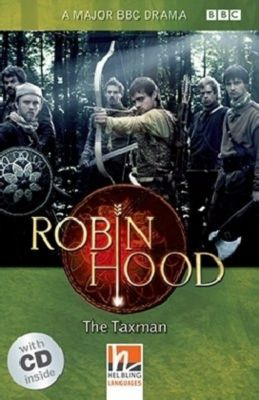 Robin Hood - The Taxman, m. 1 Audio-CD, Foz Allan, Dominic Minghella, Fiona Beddall