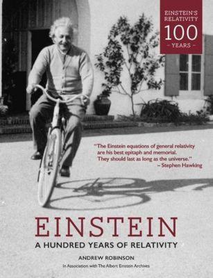 Robinson, A: Einstein, Andrew Robinson