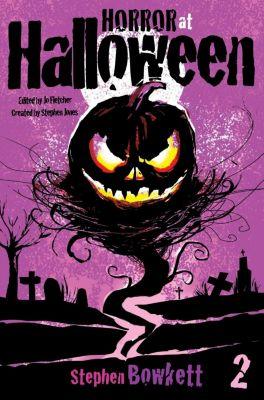 Robinson: Horror at Halloween, Part Two, Eleanor, Stephen Jones