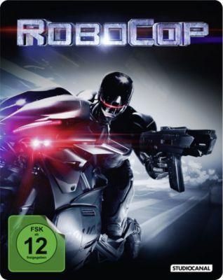 RoboCop - Steelbook, Joshua Zetumer, Edward Neumeier, Michael Miner