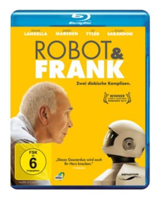 Robot & Frank, Christopher D. Ford