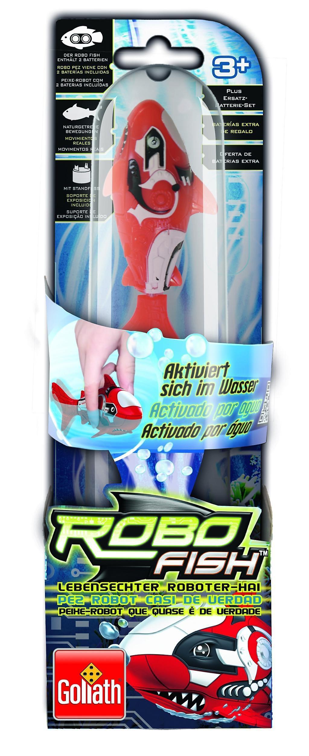 Roboter Fisch
