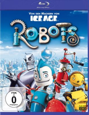 Robots, Ron Mita, Jim McClain, David Lindsay-Abaire, Lowell Ganz, Babaloo Mandel
