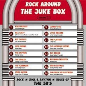 Rock Around The Jukebox Vol.1, Diverse Interpreten