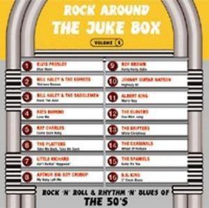 Rock Around The Jukebox Vol.4, Diverse Interpreten