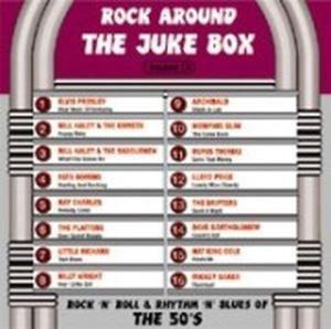 Rock Around The Jukebox Vol.5, Diverse Interpreten