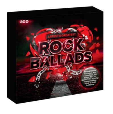 Rock Ballads - Latest & Greatest, Diverse Interpreten