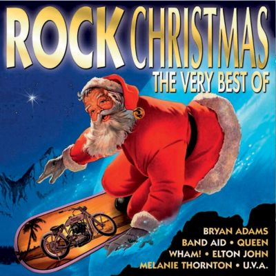 Rock Christmas - The Very Best Of (New Edition), Various