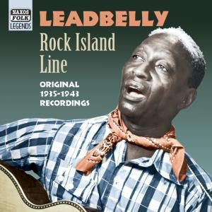 Rock Island Line, Leadbelly