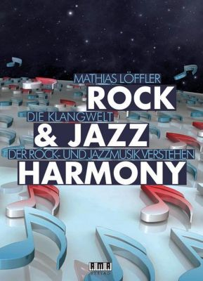 Rock & Jazz Harmony, Mathias Löffler