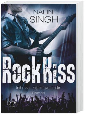 Rock Kiss - Ich will alles von dir, Nalini Singh